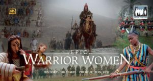 production company COLIBRI FILMS filming in Kazakhstan documentary drama Epic Warrior Women: Amazons